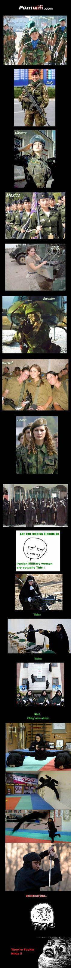 Don't diss Irani women!