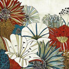 Contemporary Garden I - Wall Mural & Photo Wallpaper - Photowall