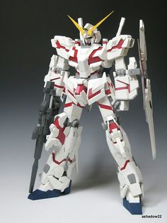RX-0 Unicorn Gundam  Ver.June