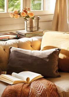 ...curl up with a book...