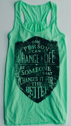 Get this tank at #Sevenly & you'll provide emotional help, hope & healing to a child who is grieving the death of a military parent.