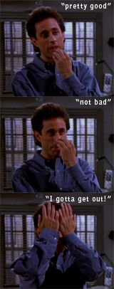 "Jerry Seinfeld Quotes Beauteous 21 ""seinfeld"" Quotes Guaranteed To Make You Laugh Every Time ."
