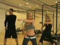 Tracy Anderson Arms Webisode BE sure to type in Tracy Anderson when this takes you to YouTube! Then select Arms. There are several short workouts. Looks easy but thin arms take work!