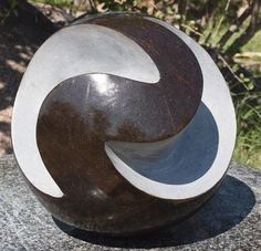 """""""Changing Weather"""" is a beautiful sculpture by Tanyanyiwa Nyandoro from Zimbabwehttp://www.guruve.com"""