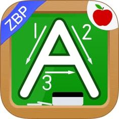Top 12 Pre-K Educational Apps Handwriting Games, English Handwriting, Teaching Handwriting, Learning Apps For Toddlers, Abc Games For Kids, Fun Games, Learning To Write, Learning Tools