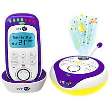 BT Baby Monitor 350 http://www.parentideal.co.uk/john-lewis---baby-monitors.html