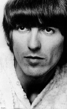 George Harrison 1966 | George Harrison in Munich, 24 June 1966. Photo by Robert Whitaker ...