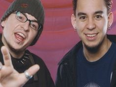 Chester Bennington & Mike Shinoda - Linkin Park