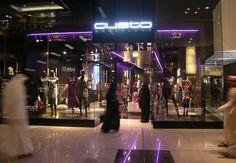 CUSTO BARCELONA Store Design // United Arab Emirates // Retail Design www.studiostore.es