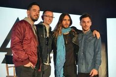 Linkin Park + Thirty Seconds to Mars