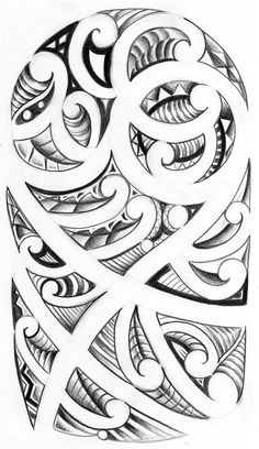 Maori tattoos are part of the culture of the indeigenous Polynesian people of New Zealand. Maori facial tattoos never cross the midline of the face and are tribal in design. See pictures, videos and articles about Maori Tattoos here. Maori Tattoos, Maori Tattoo Frau, Ta Moko Tattoo, Hawaiianisches Tattoo, Marquesan Tattoos, Tattoo Motive, Samoan Tattoo, Tribal Tattoos, Sleeve Tattoos