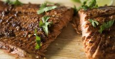 Zesty Chipotle Lime Salmon