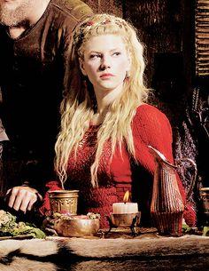 lagerthalothrok:  Lagertha   |  Vikings Season 4 First Look [x]