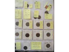 Coins in this package include: Indian Head Pennies-1887, 1898 (3); Lincoln-1917, 1919, 1920, 1934, 1937, 1941, 1942, 1945, 1946, 1947, 1948, 1951 (2), 1952, 1953, 1955 (2), 1956, 1957, 1958 Lincoln.  Nickels-1883 (2), 1887, 1891, 1892, 1894, 1896...