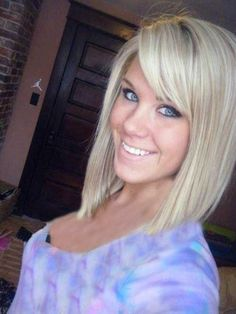 awesome Short Bob Hairstyles for Round Faces 2015