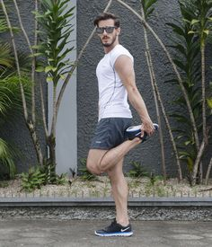 Outfit Men, Fashion Men, Men Style, Men Fitness, Nike Air - www.rodrigoperek.com