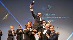 Charles Joly se consagra como campeón mundial de coctelería 2014 #worldclasscompetition