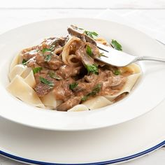 Close Up Beef Stroganoff Submissions