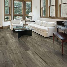 TrafficMASTER Allure Ultra Wide 8.7 in. x 47.6 in. Narragansett Pine Rebay Resilient Vinyl Plank Flooring with SimpleFit Edge (20.06 sq. ft. /case)-969102S - The Home Depot