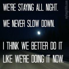 Charli XCX Sucker Lyrics - Doing It