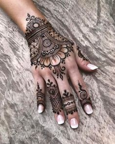 Amazing Advice For Getting Rid Of Cellulite and Henna Tattoo… – Henna Tattoos Mehendi Mehndi Design Ideas and Tips Henna Hand Designs, Pretty Henna Designs, Mehndi Design Images, Mehndi Designs For Hands, Henna Tattoo Designs, Designs Mehndi, Tree Designs, Henna Tattoo Hand, Hand Tattoos