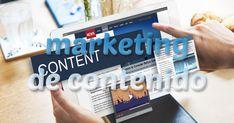 marketing de contenido Tech Companies, Company Logo, Digital Marketing Strategy, Marketing Strategies, Social Networks