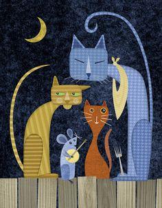 gatos (autor desconocido)                                                       …