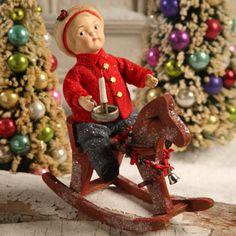 Rocking Horse Christmas | Maggie's Memories