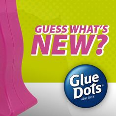 A NEW #GlueDots product will be available at Jo-Ann Fabrics and Crafts stores nationwide in July!  Enter to win it July 9-15!