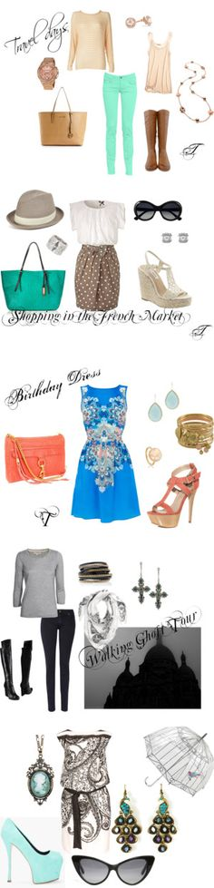 """New Orleans vaction"" by tarynmore on Polyvore"