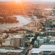 Reposting @studiosydneytower: We get to capture some remarkable sunsets from here! #sunset #sunsets #