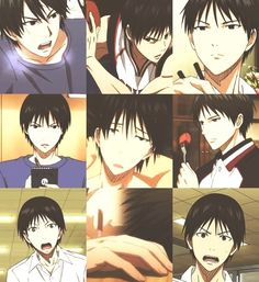 Izuki Shun is a precious cinnamon roll, too cute and innocent for this world and should be protected at all costs. <3