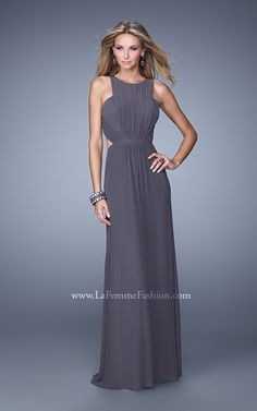 La Femme 21187 | La Femme Fashion 2015 - La Femme Prom Dresses - La Femme Short Dresses