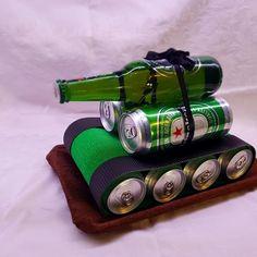 Gift For Men DIY Beer – Presents for boyfriend diy Diy Gifts For Men, Diy Gifts For Friends, Diy For Men, Gifts For Teens, Easy Diy Gifts, Kids Gifts, Presents For Boyfriend, Presents For Men, Boyfriend Gifts