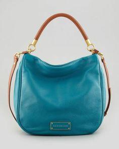 MARC BY MARC JACOBS Too Hot to Handle Bag Shopper Handbag Deep teal $438