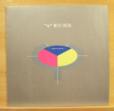 YES - 90125 - mint minus - Vinyl LP Owner of a lonely Heart - Changes - Top RARE
