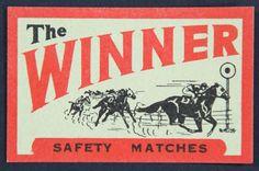 The Winner - British Guiana