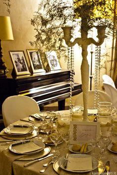 Centerpiece - Centrotavola. Wedding designer & planner Monia Re - www.moniare.com   Organizzazione e pianificazione Kairòs Eventi -www.kairoseventi.it   Foto Oscar Bernelli