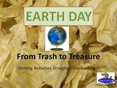 Earth Day Writing Activities