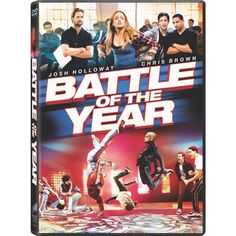 Battle of the Year (Includes Digital Copy) (UltraViolet) (dvd_video)