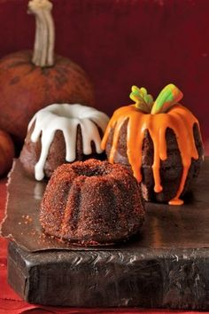 Fall has never tasted as good as it does with these delectable recipes.