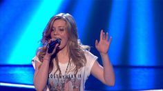 Becky Hill performs 'Ordinary People' - The Voice UK - Blind Auditions 4...