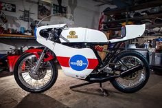 It's hard to deny that Yamaha made some exceptional motorcycles in the '70s. Two of those machinesare arguably 'ride before you die' bikes; namely the insane RD two-strokes and the now legendary T…