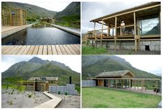 New Oudebosch Cabins at Kogelberg Nature Reserve