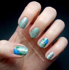 The Nail Smith: HPB Presents May Flowers!