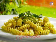 Fusilli al pesto di zucchine, un primo piatto semplicissimo, ricco di gusto!