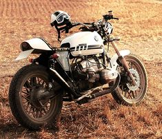 Fuel Motorcycles Inc / BMW R100RS