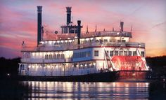 B and B Riverboat cruises the best way to enjoy the city of Cincinnati! I  recommend this to people that love scenery and cruises.