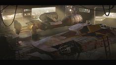 ILM Star Wars The Force Awakens Concept Art - Imgur