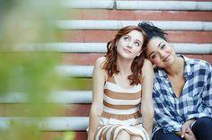Haley and Aisha ♥ :)